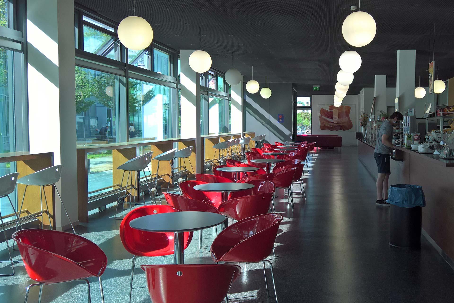 Cafeteria FH Potsdam