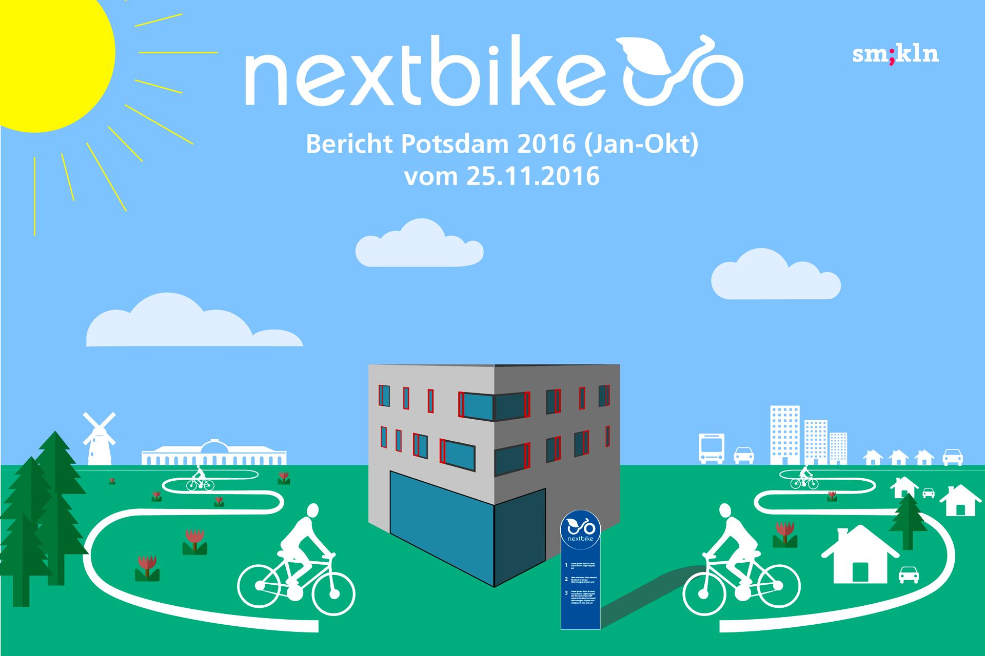 Jahresauswertung nextbike 2016