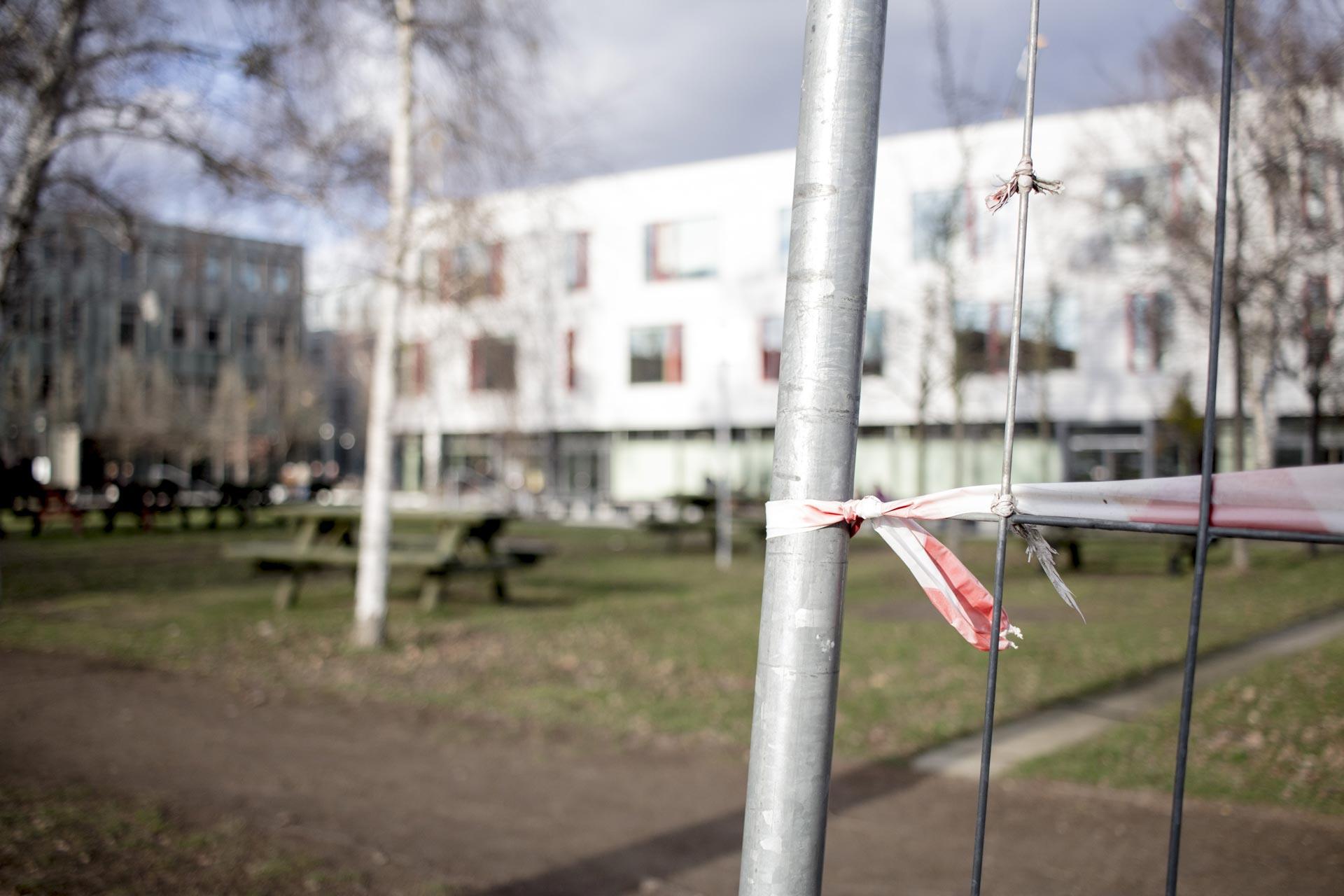 Campus der FH Potsdam