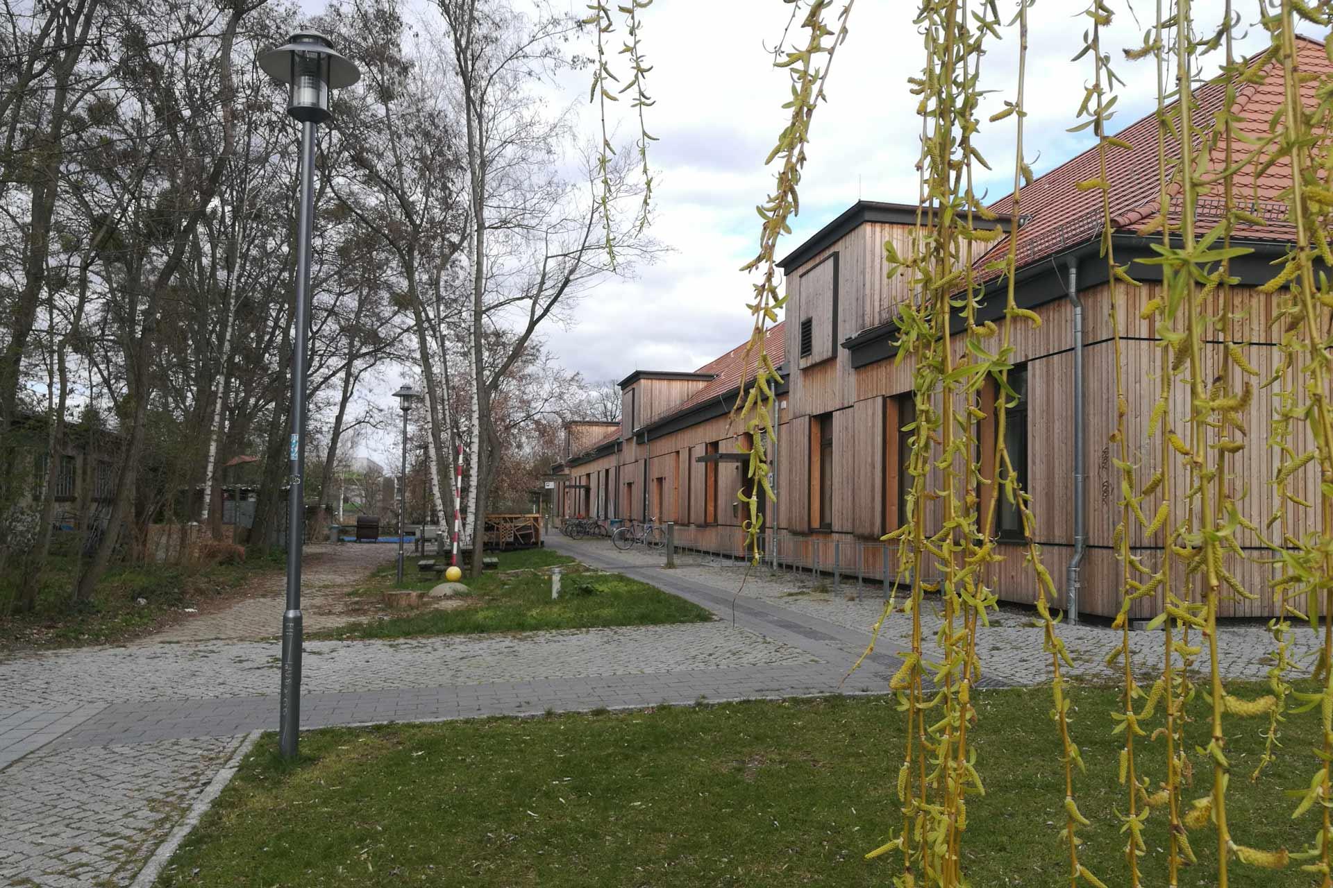 Haus 17, das Haus der Studierendenschaft