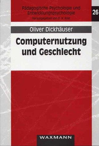 Computernutzung und Geschlecht