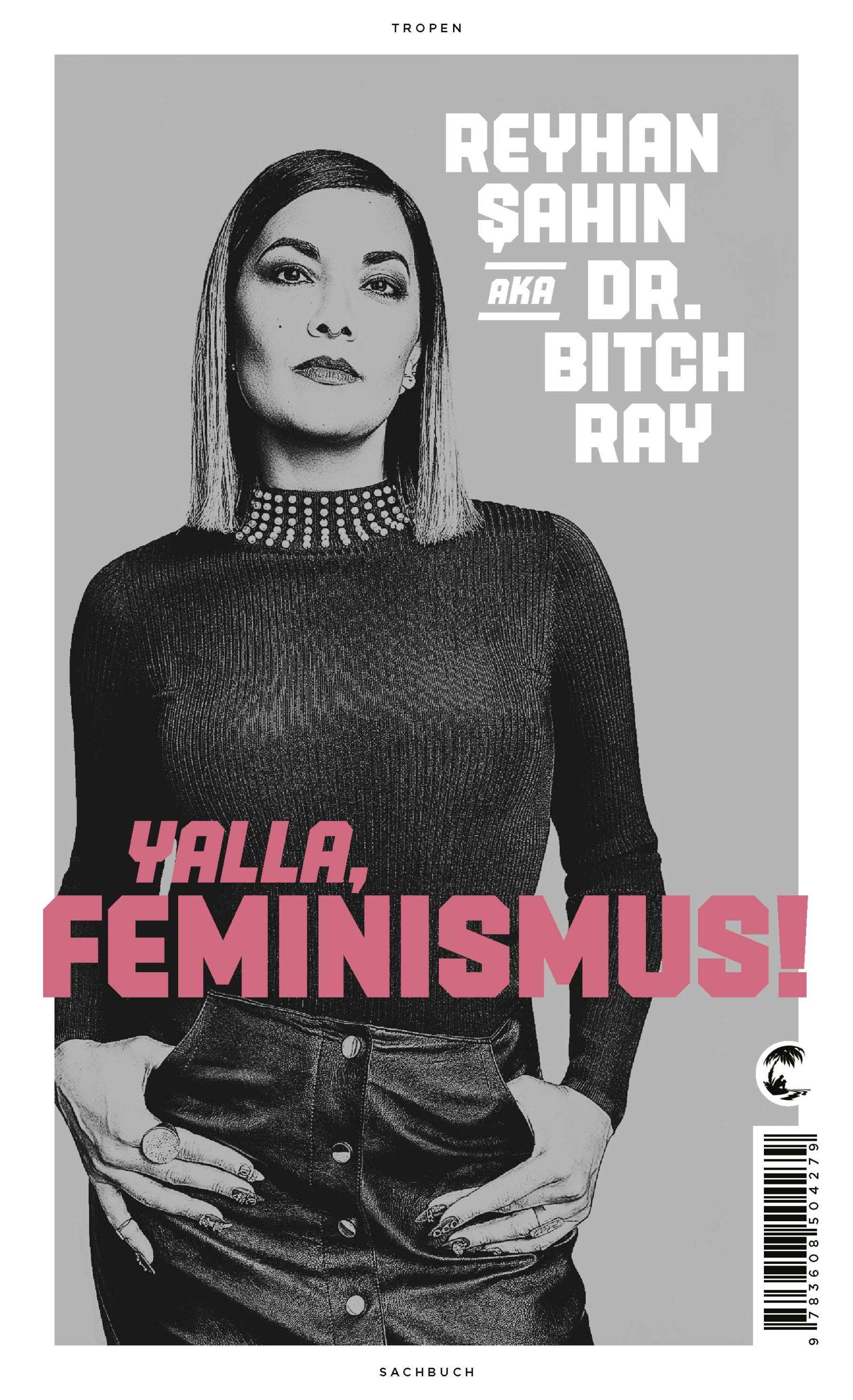 Buchcover: Yalla, Feminismus